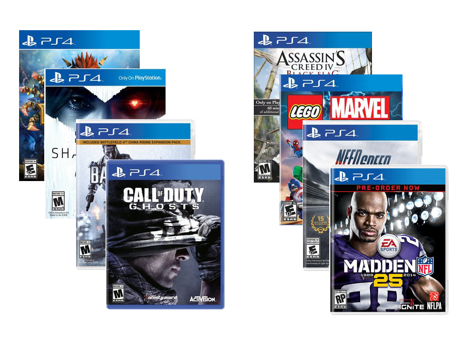 PS4 Games List and PS4 Key Facts You Need to Know